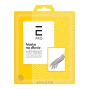 Enilome Pro, nawilżająco-regenerująca maska na dłonie, 26 g, nasączone rękawiczki