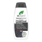 Dr. Organic Activated Charcoal, żel do mycia ciała z aktywnym węglem, 250 ml