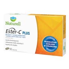 Naturell Ester-C Plus, tabletki, 50 szt.