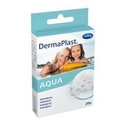 Dermaplast Aqua, plastry, 3 rozmiary, 20 szt.