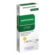 Domowe Laboratorium, Test do wykrywania narkotyków w moczu, Amfetamina STRIP, 1 szt.