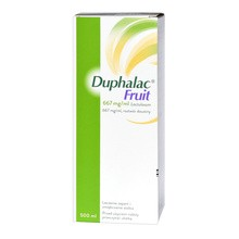 Duphalac Fruit, 667 mg/ml, roztwór doustny, 500 ml