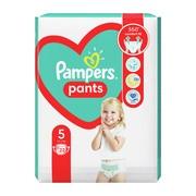 Pampers Pants 5 (12−17 kg), pieluchomajtki jednorazowe, 22 szt.