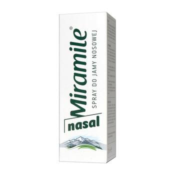Miramile Nasal, spray do jamy nosowej, 20 ml