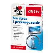Doppelherz aktiv Na stres i przemęczenie, tabletki, 30 szt.
