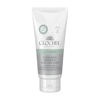 Clochee, oczyszczający szampon do włosów przetłuszczających się, 100 ml