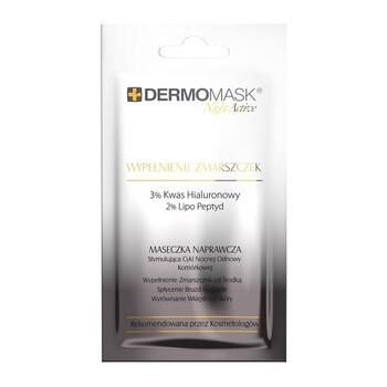 Dermomask Night Active, Wypełnienie Zmarszczek, maseczka naprawcza, 12 ml, 1 saszetka