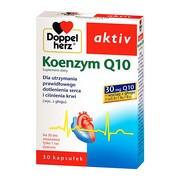Doppelherz aktiv Koenzym Q10, 30 mg, kapsułki, 30 szt.