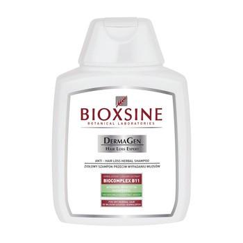 Bioxsine DermaGen, szampon przeciwko wypadaniu, włosy suche i normalne, 300 ml