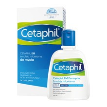 Cetaphil EM, emulsja micelarna do mycia, 250 ml