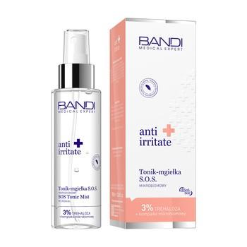 Bandi Medical Expert anti irritate, tonik-mgiełka S.O.S. mikrobiomowy, 100 ml