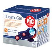 PiC Thermogel, kompres żelowy zimno-ciepły z paskiem, 10 x 26 cm, 1 szt.