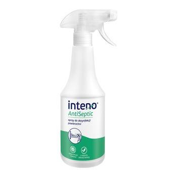 Inteno AntiSeptic, spray do dezynfekcji powierzchni, 500 ml