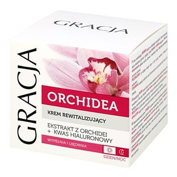 Gracja, orchidea, krem rewitalizujący przeciw zmarszczkom, 50 ml