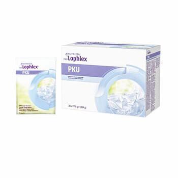 Lophlex o smaku neutralnym, proszek do sporządzenia zawiesiny doustnej, 27,8g, saszetki, 30 szt.
