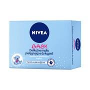 Nivea Baby, delikatne mydło pielęgnujące, 100 g