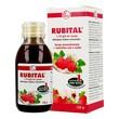 Rubital, 1,73 g/5 ml, syrop, 125 g