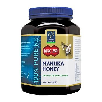 Miód Manuka MGO 250+, nektarowy,1000 g