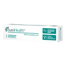 SutriHeal Forte 5%, maść do gojenia ran, 15 g