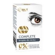 DOZ PRODUCT Oviso Complete, krople do oczu bez konserwantów, 10 ml