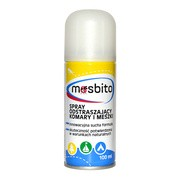 Mosbito, spray odstraszający komary i meszki, 100 ml