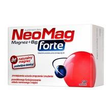NeoMag Forte, tabletki, 50 szt.