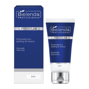 Bielenda Professional SupremeLAB S.O.S., enzymatyczny peeling do twarzy, 70g