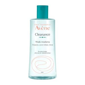 Avene Eau Thermale Cleanance, woda micelarna do twarzy i oczu, 400 ml