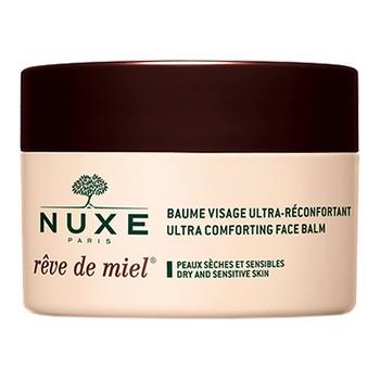 Nuxe Reve de Miel, ultrakomfortowy krem do twarzy na dzień i na noc, 50 ml