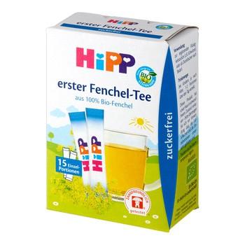 HiPP BIO, herbatka z kopru włoskiego, saszetki, 15 szt.