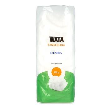 Wata bawełniana 100%, 200 g, 1 szt. (Paso)