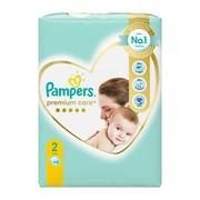 Pampers Premium Care 2 (4−8 kg), pieluszki jednorazowe, 68 szt.