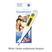 Termometr cyfrowy, Geratherm color, 1 szt.