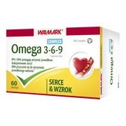 Omega 3-6-9, kapsułki, 60 szt.
