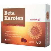 Beta Karoten Plus, kapsułki, 60 szt.