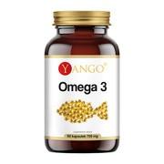 Omega 3, kapsułki, 60 szt. (Yango)
