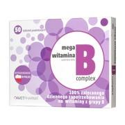 Mega Witamina B Complex, tabletki, 50 szt.