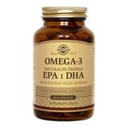 Solgar Omega 3, kapsułki, 60 szt.