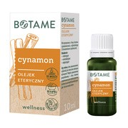 Botame, olejek eteryczny, cynamon, 10 ml