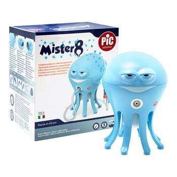 PiC Solution Mister 8, inhalator mikrotłokowy, 1 szt.