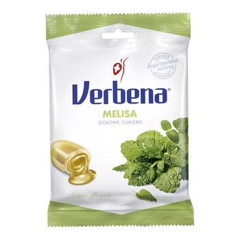 Verbena, cukierki ziołowe z melisą, 60 g