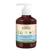 Green Pharmacy, żel do higieny intymnej, rumianek i alantoina, 370 ml