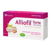 Alliofil forte, kapsułki, 30 szt.