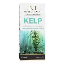 Kelp, kapsułki, 45 szt. (Noble Health)