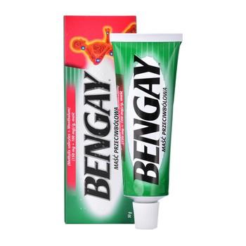 Bengay, 150 mg + 100 mg/g, maść przeciwbólowa, 50 g