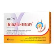 Urinal Intensiv, tabletki, Solidago virgaurea, 20 szt.