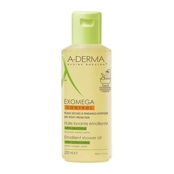 Aderma Exomega Control, olejek pod prysznic, emolient, 200 ml