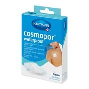 Cosmopor Waterproff, samoprzylepny opatrunek jałowy, 7,2 x 5 cm, 5 szt.