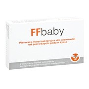 FFbaby, kapsułki z proszkiem do przygotowania zawiesiny doustnej, 14 szt.