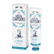 Pasta del Capitano, pasta do zębów, dla palaczy, 75 ml